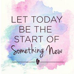 start new